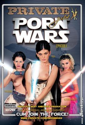 porno wars  II  la  guerra de las galaxias porno