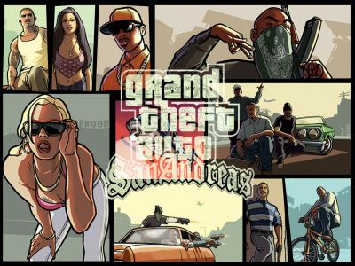 GTA San  Andreas  ISO  Full