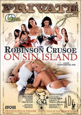 Robinson crusoe XXX en sin island